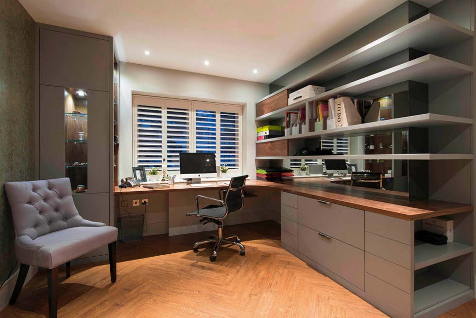 Home-Office para se inspirar