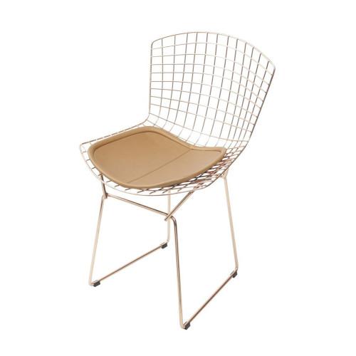 Cadeira Bertóia Cobre