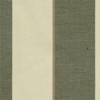 Linho Listrado Verde e Bege (T1915)