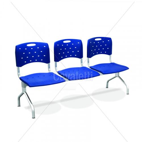 Cadeira Viva 35510  Longarina