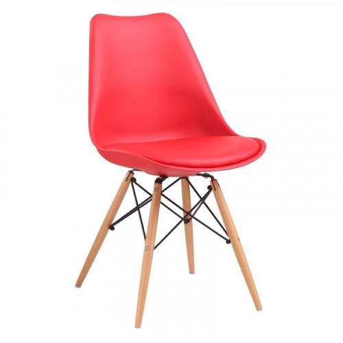 Cadeira Eames Estofada II