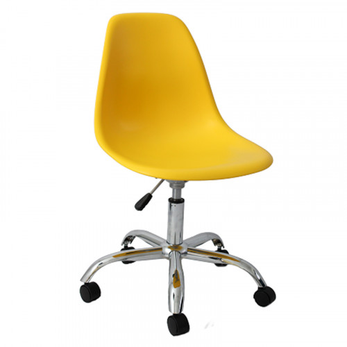 Cadeira Office Eames Polipropileno